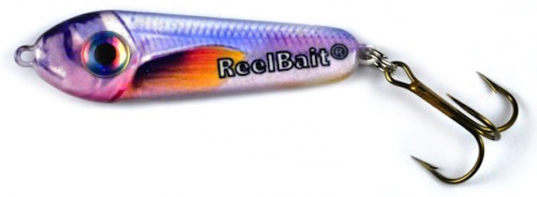 55669 - Rainbow Smelt 1 1/2 oz Prototype Spoon