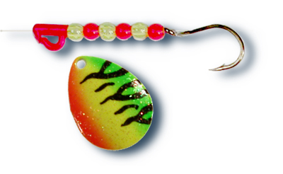 54766 - Fire Tiger w/ Perch Beads