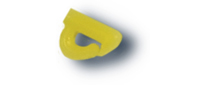 -388 - Quick Change Blade Snaps Yellow - 25 pack