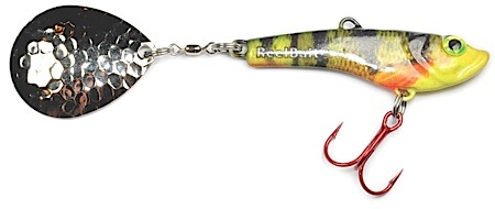 55700 - Perch 3/4 oz Spin Doctor